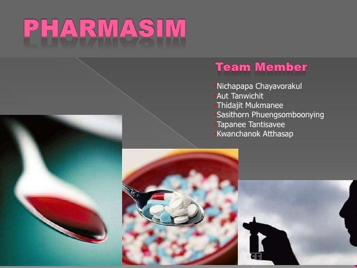 marketing plan for pharmasim Winning pharmasim marketing game strategy 1 pharmasim analysisjoey  bringhurstkrysta hendersonbradley shinnlaura wingermay 4,.