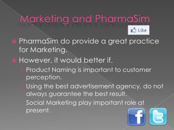 marketing plan for pharmasim Pharmasim marketing plan stp there are a lot of segments for selection in pharmasim cold, cough, allergy and multi-symptom in the form of liquid and capsule for.