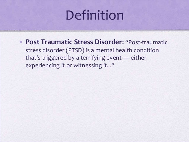 escitalopram post traumatic stress disorder