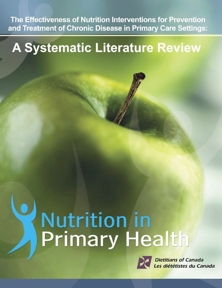 Phc Systematic Literature Review