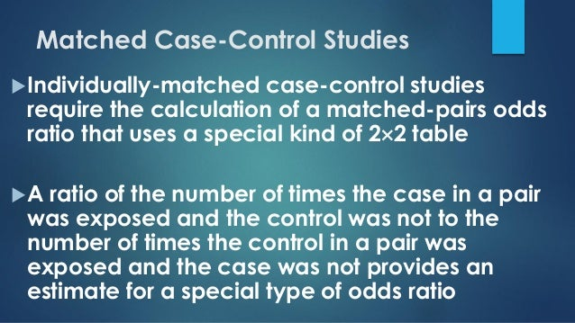 case control study sample size