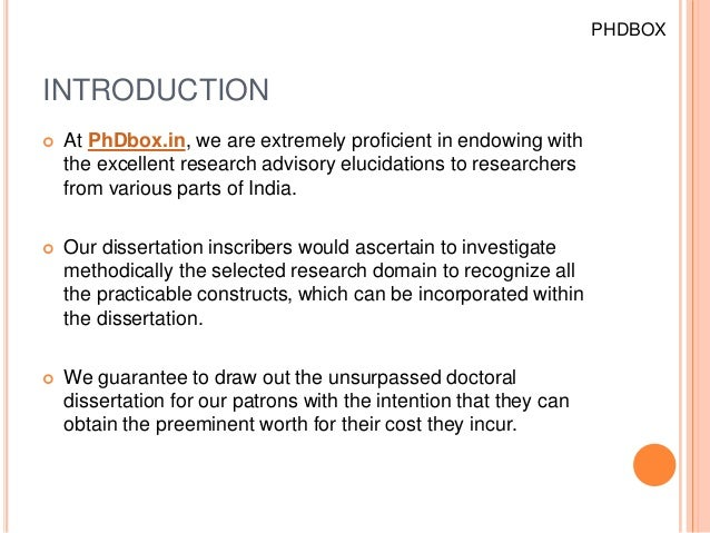 research ethics in dissertation methodology examples