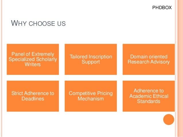 Premium thesis writing services