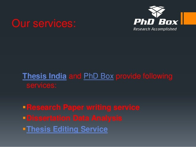 phd thesis editing service Phd editing services are worth the investment phd students in any field are going to be faced with writing a thesis/dissertation paper at some point during the course of their studies phd papers may take months or even years to complete, depending on the research involved.