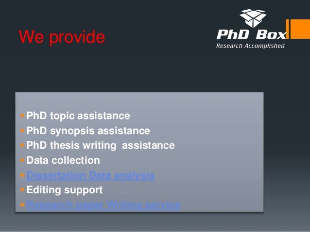 Writing Phd Thesis Abstract