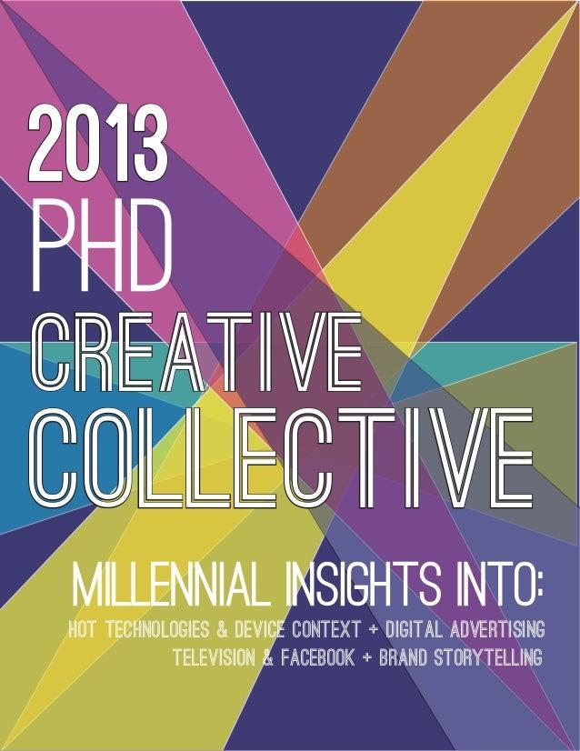 Phd Consumer Insight Plans Book