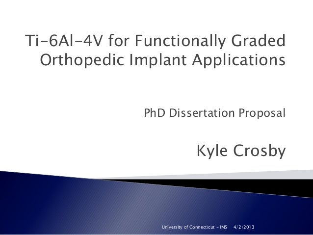 Best Dissertation Defense Presentation