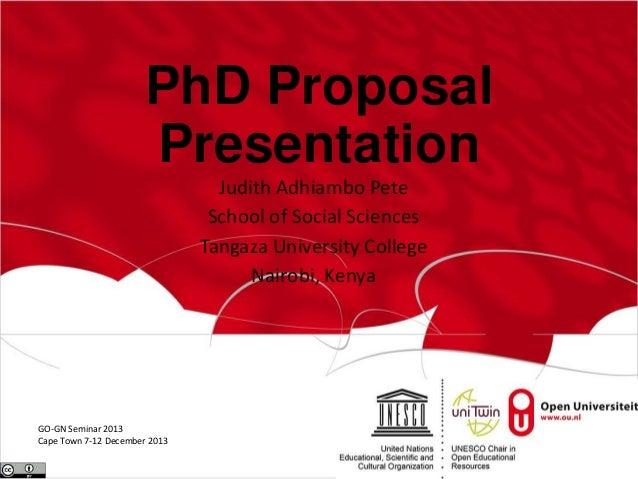 Phd research proposal social sciences