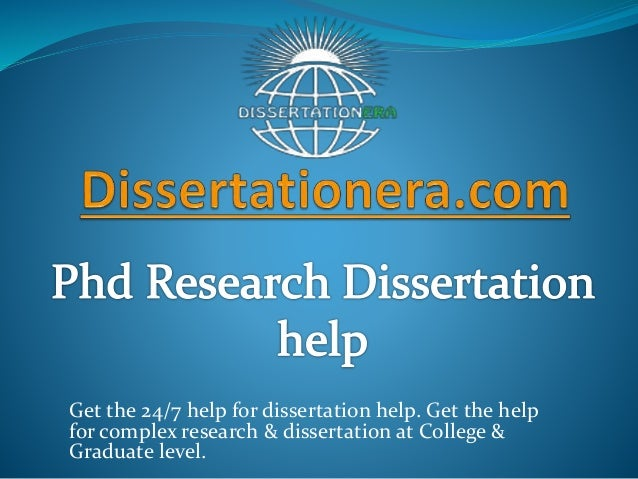 Disertation 1572 Help With Phd Research Proposal