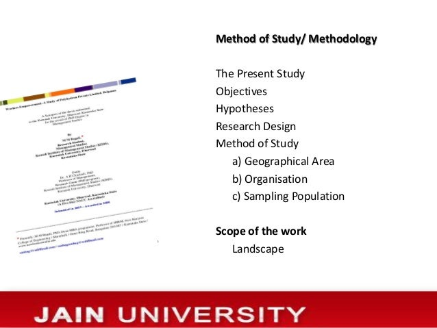 Phd Thesis In Geography