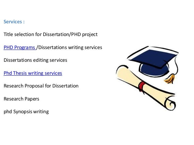 Popular Dissertation Proposal Writers Services For Phd Best