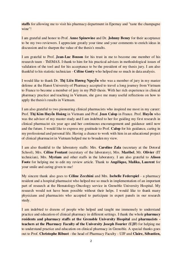 phd thesis on training & development