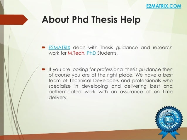 Phd thesis digital communication