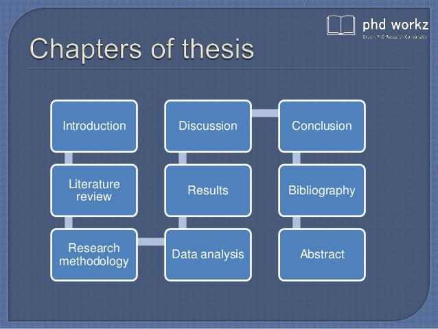 phd thesis discussion section