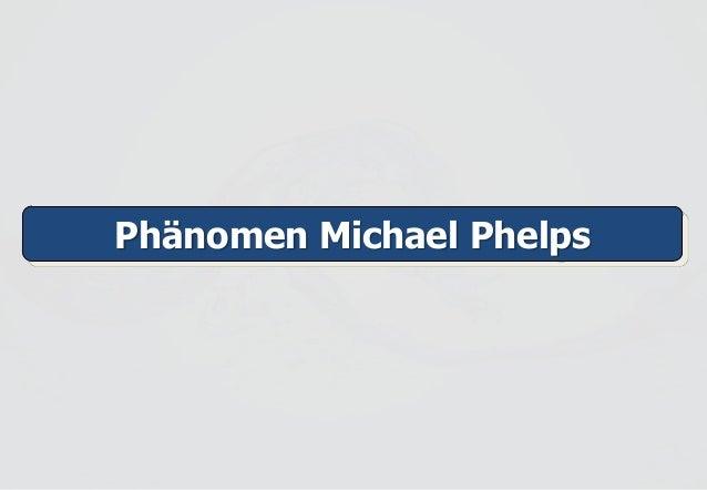 Phänomen Michael Phelps