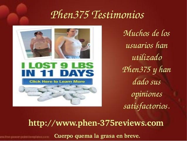 Phen375Testimonios                             Muchosdelos                              usuarioshan                 ...