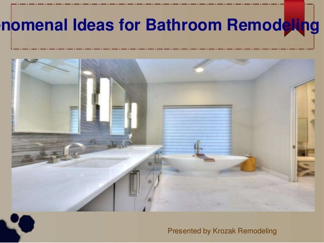 Phenomenal ideas for bathroom remodeling for Bathroom redesign app