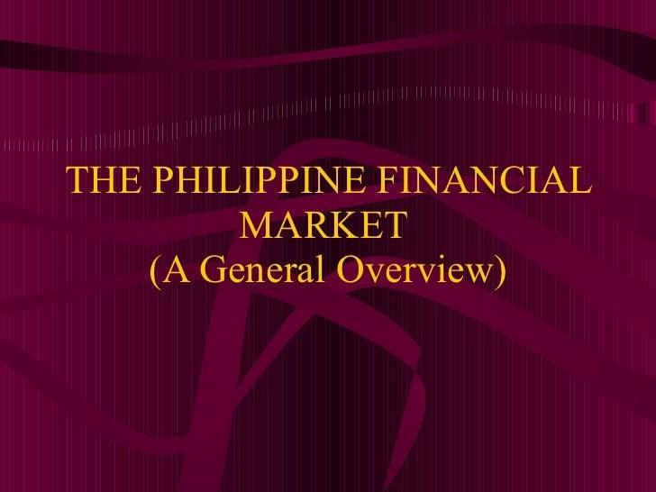 Phil. market