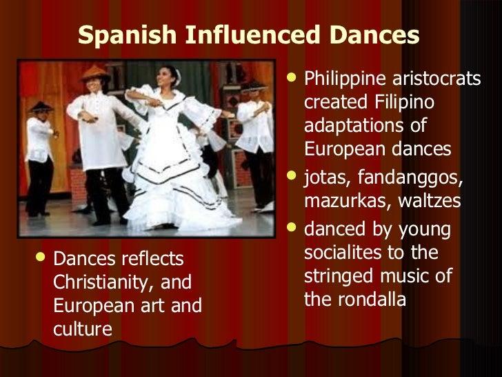 a spanish influences on philippine literature This explosion of spanish language in philippine literature occurred  hasta (in arabic: hatta) influences  [the spanish language in the philippines:.