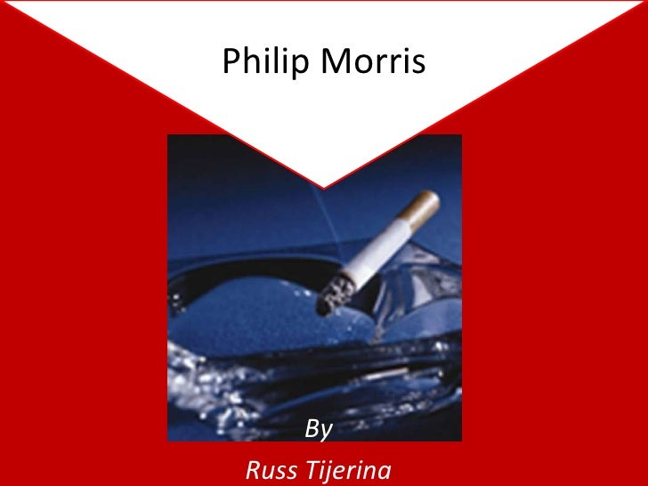 phillip morris case study Case study ph + 1 323 395 2416 office@blue-energyus customer philip morris international is one of the leading tobacco manufacturers in the world.