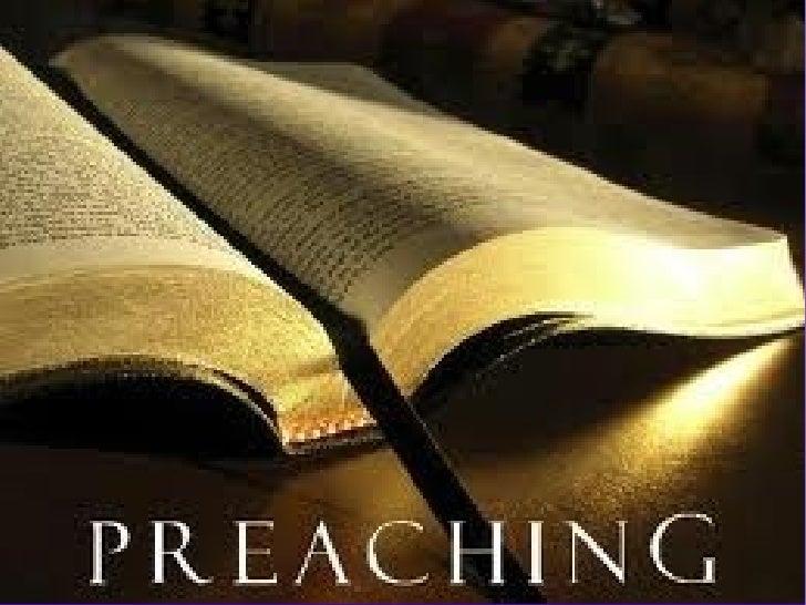 Preaching Christ