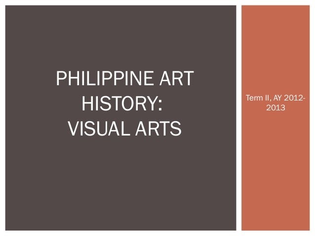 Philippine Art History