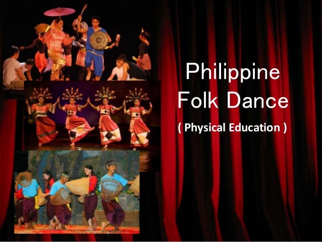 Philippine traditional dance