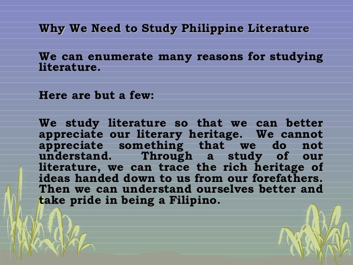 philippine literature 4 essay Philippine literature essay a custom essay sample on philippine literature for only $1638 $139/page order now related essays philippine literature philippine history philippine literature philippine literature philippine literature.