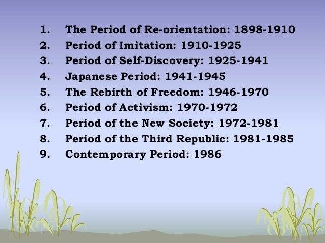 period of activism
