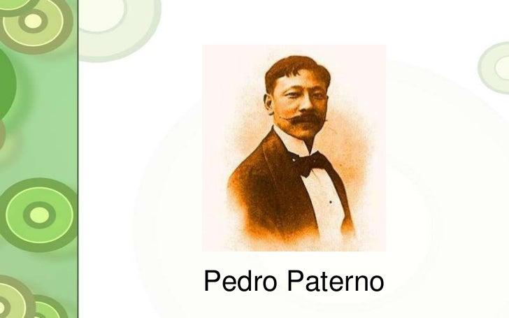 pedro paterno proponent of Pedro paterno, santa cruz, 1001 favorite share more nearby directions more info × show labels satellite map live.
