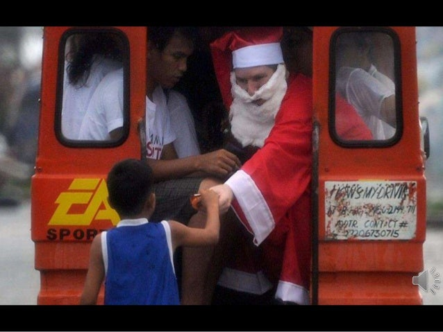 Philippines:Christmas after Typhoon