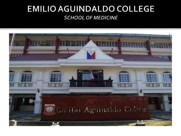 Philippines  - Emilio Aguinaldo College
