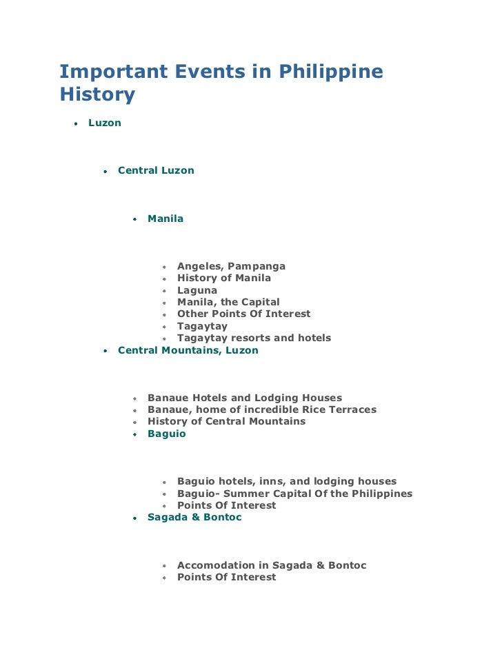 Philippines best destinations