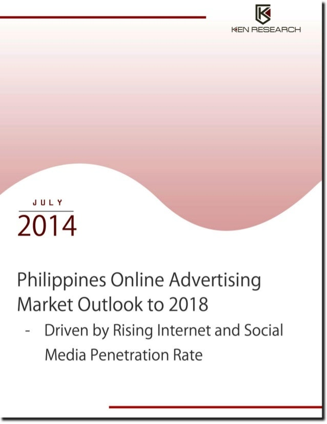 Philippines online advertising industry report