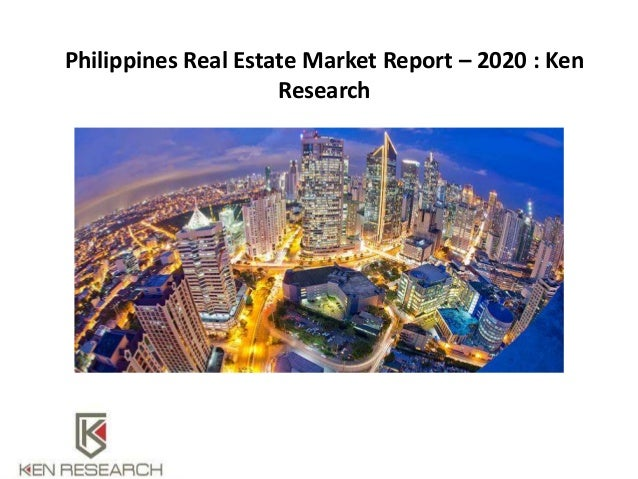 Real Philippines  City new picture : Philippines real estate market | Philippines real estate market size