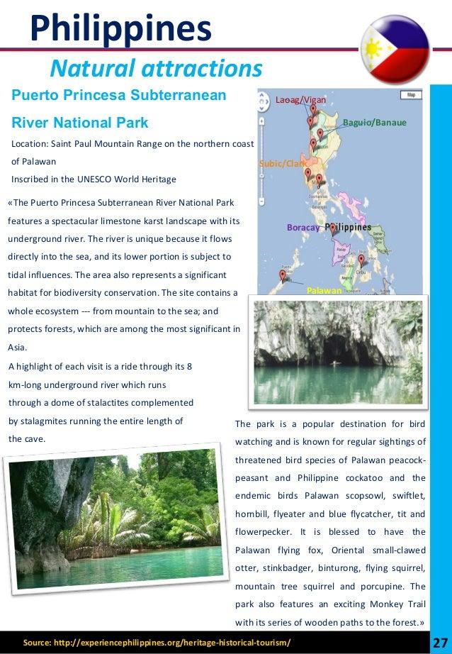 Travel Brochure Example In Mindanao Tagalog Anexa Creancy