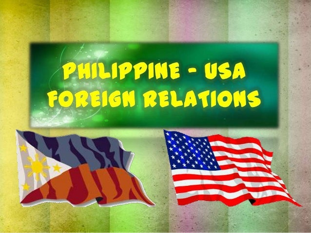 The Philippines' relationship with the United States has been robust, dynamic and strategic. This relationship is nurtured...