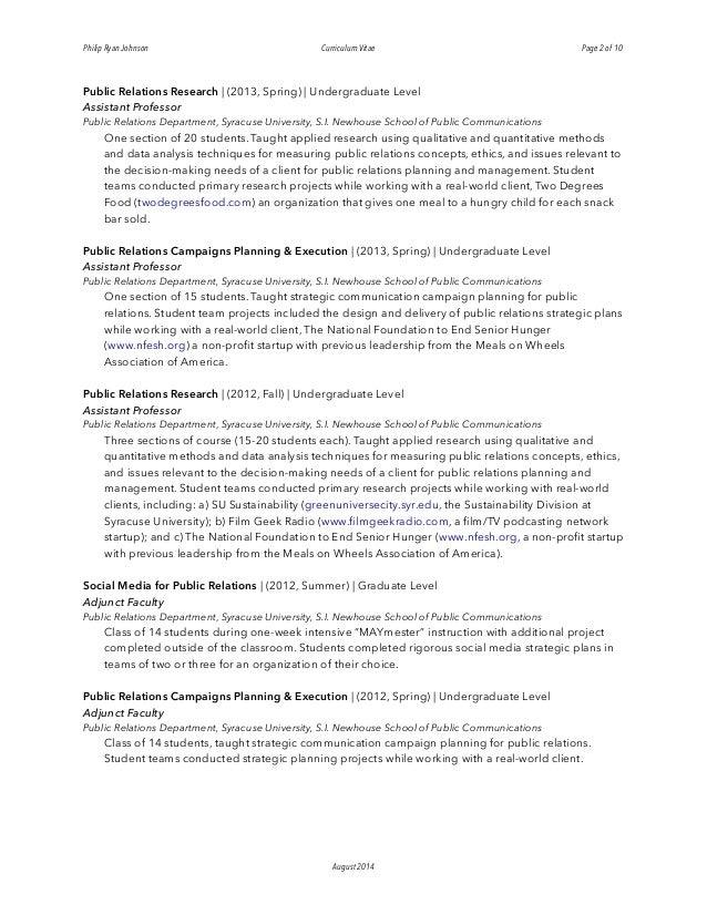 28+ [ Assistant Professor Resume Model ]   Professional Psychology ...