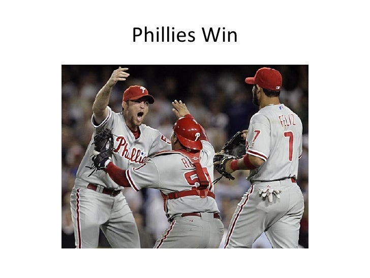 Phillies Win