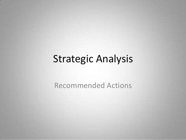 yahoo strategic analysis recommendation Harley-davidson,inc: a strategic audit analysis business harley-davidson,inc, known for its famous bar and shield trademark, is based out ofmilwaukee, wisconsin.