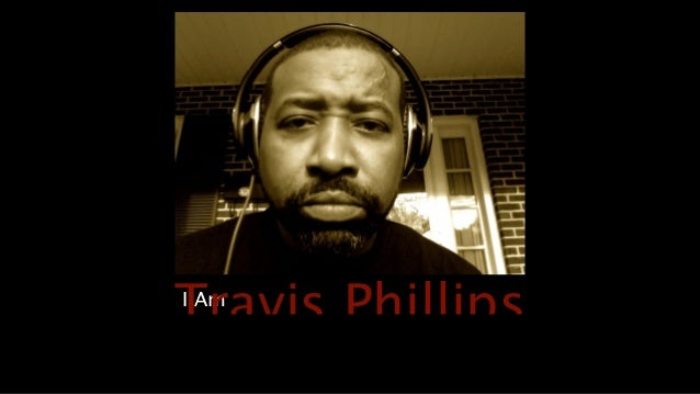Phillips travis visual resume