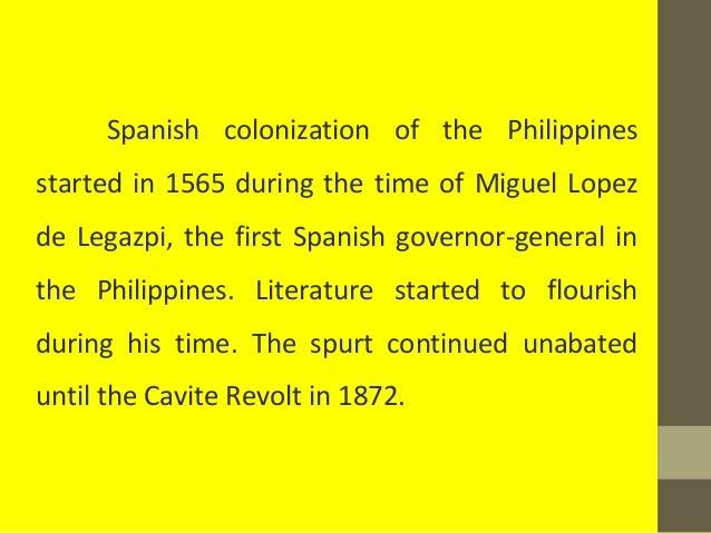 spanish writers in the philippines Nostalgia, memory, hispanidad, spanish colonization of the philippines,  filhispanic literature i introduction the first half of the twentieth.