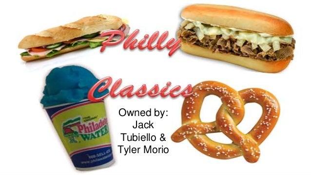 Philly classics presentation