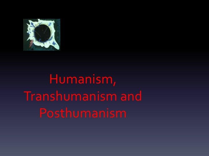 My night with philosophers presentation - London June 8