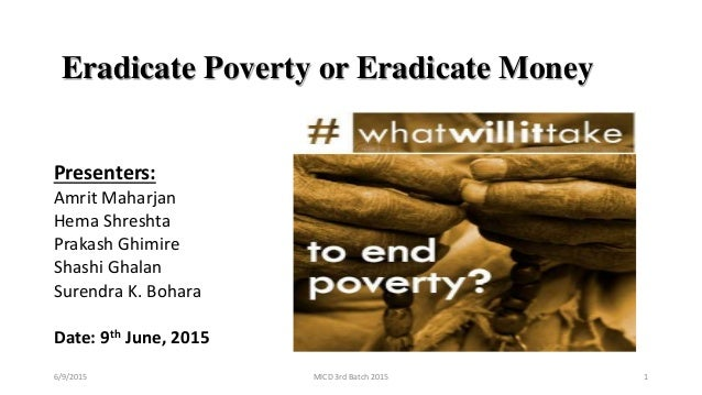 Sample Essay On The Impacts Of Poverty On The