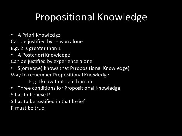a study of a priori and posteriori knowledge by rene descartes Descartes 2: a priori knowledge and mind/body dualism  empiricism and the a priori  richard brown 43,970 views 33:00 john searle - dualism & rene descartes legacy on the philosophy of .