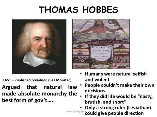 essays on john locke and thomas hobbes Excerpt from essay : hobbes, locke, and democracy there once was a time when kings ruled and their people were subject to the absolute authority of that king the king literally was the law, whatever he said became law.