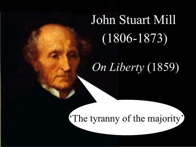 """an overview of john stuart mills opinion on liberty In chapter 2 of on liberty [1859], john stuart mill discusses free the harm of silencing minority opinions john stuart mill's """"on liberty"""" – a summary."""