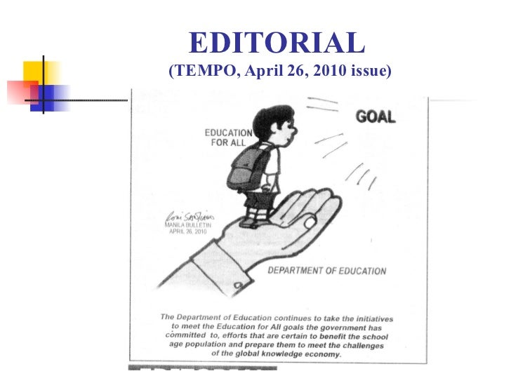 current issues on philippine education essay Child labor: issues, causes and interventions hcowp 56 by faraaz siddiqi harry anthony patrinos human resources and operations policy department and education and.