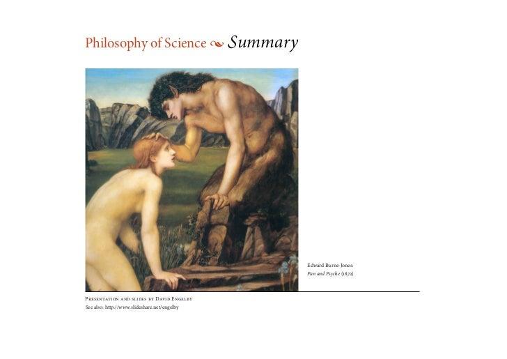 Philosophy of Science • Summary                                              Edward Burne-Jones:                          ...